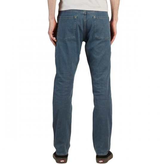 RVCA Daggers Denim Pants - Blue Grey - 29 - 32