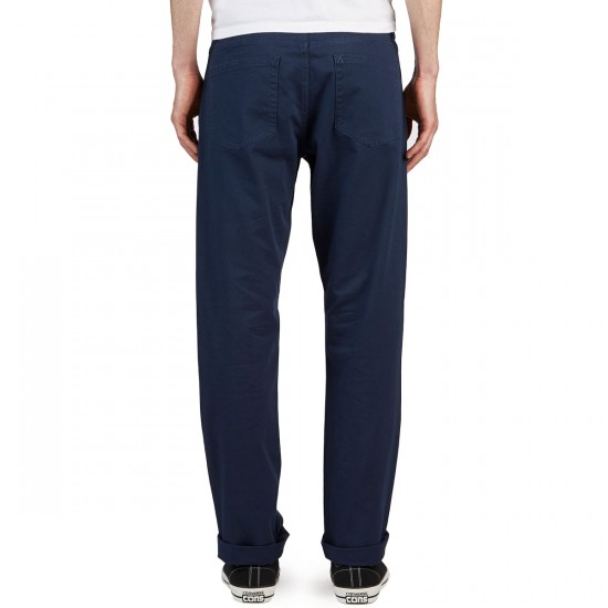 RVCA Stay RVCA Pants - Federal Blue - 29 - 32