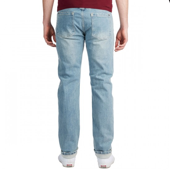 RVCA Stay RVCA Jeans - Aged Bleach
