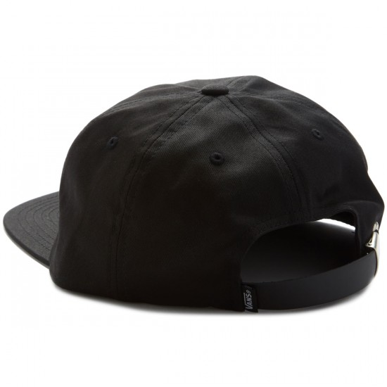Vans X Only NY Unstructured Hat - Black