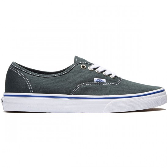 Vans Original Authentic Shoes - Green Gables/True White - 8.0