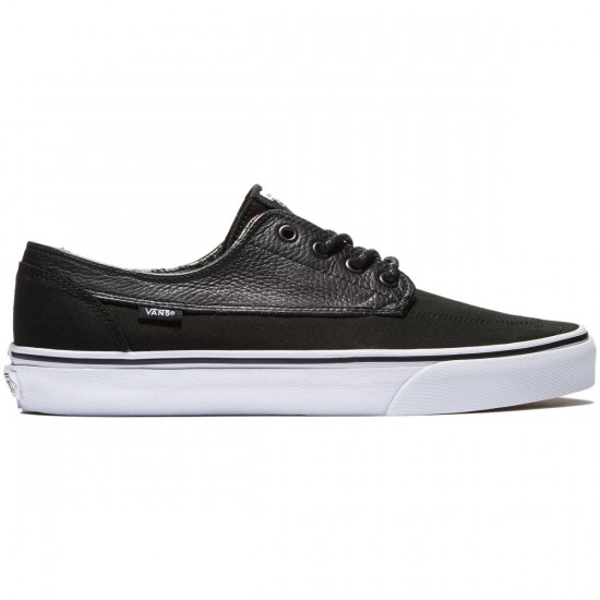 Vans Brigata Shoes - Moroccan Geo/Black - 8.0