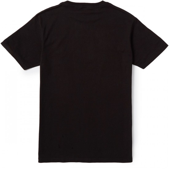 Vans Full Patch T-Shirt - Black/White