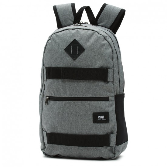 Vans Authentic III Backpack - Heather Suiting
