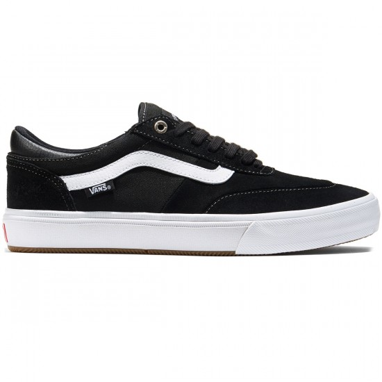 Vans Gilbert Crockett Pro 2 Shoes - Black/White - 8.0