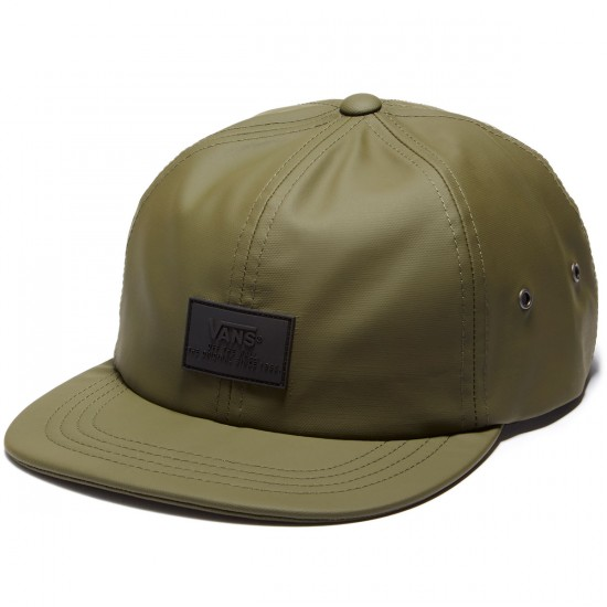 Vans All Weather Jockey Hat - Grape Leaf
