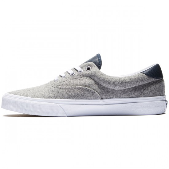 Vans Era 59 Shoes - Grey/True White - 8.0