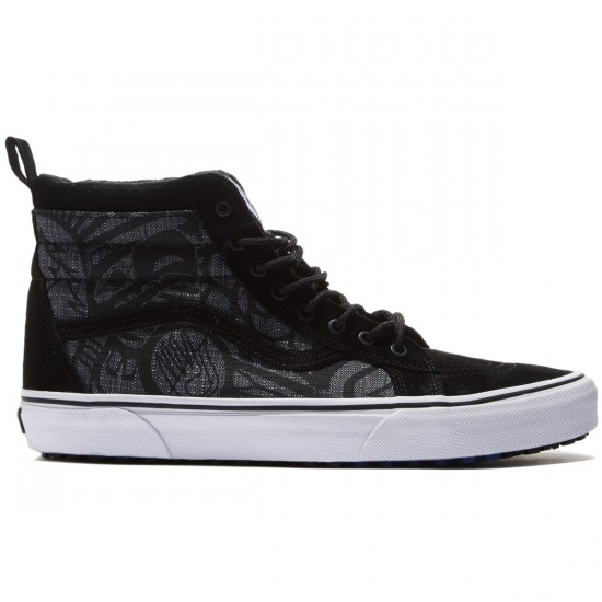 Vans Sk8-Hi MTE Shoes - Jamie Lynn/Black/White - 8.0