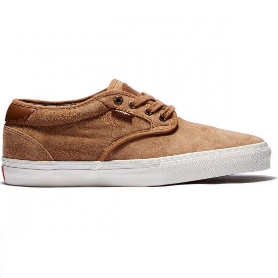 Vans Chima Estate Pro Shoes - Moroccan/Tile Brown - 8.0