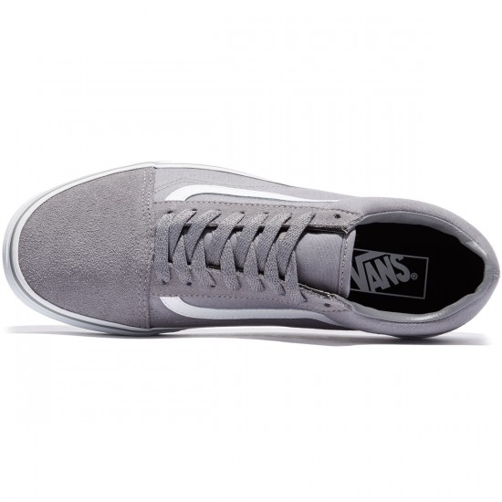 Vans Old Skool Shoes - Frost Grey/True White - 8.0