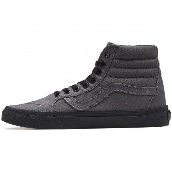 Vans SK8-Hi Reissue Shoes - Pewter/Black - 8.0