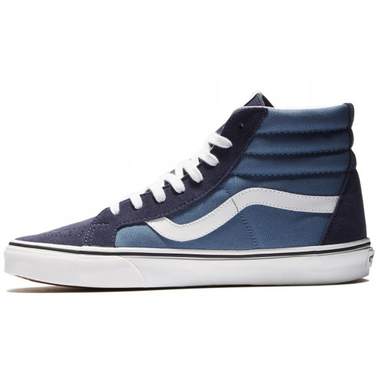 Vans SK8-Hi Reissue Shoes - Parisian/Night Blue/Mirage - 8.0