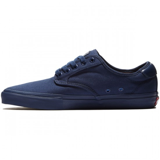 Vans Chima Ferguson Pro Shoes - Native Dress Blues/Mono - 8.0