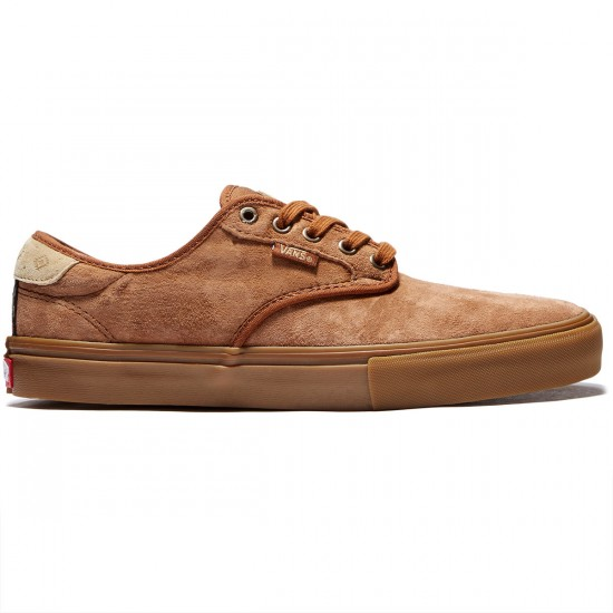 Vans Chima Ferguson Pro Shoes - Native Dachshund/Gum - 8.0