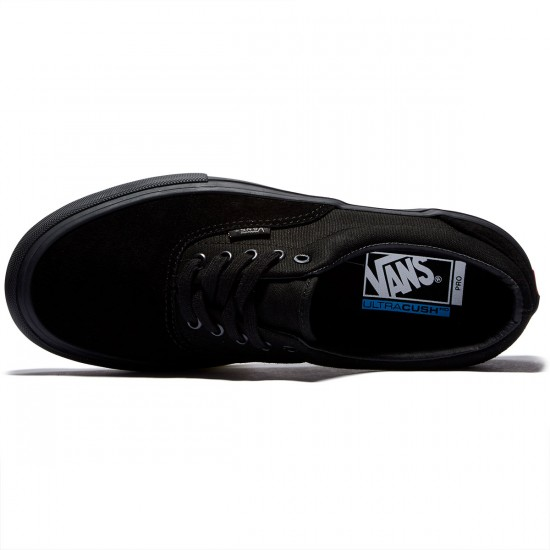 Vans Era Pro Shoes - Blackout - 8.0