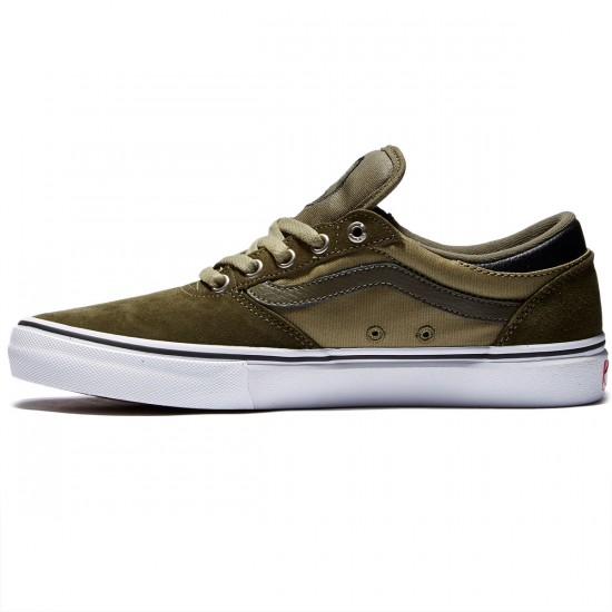Vans Gilbert Crockett Pro Shoes - Ivy Green Aloe - 8.0
