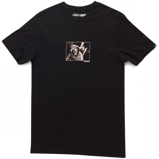 Vans Grim T-Shirt - Black