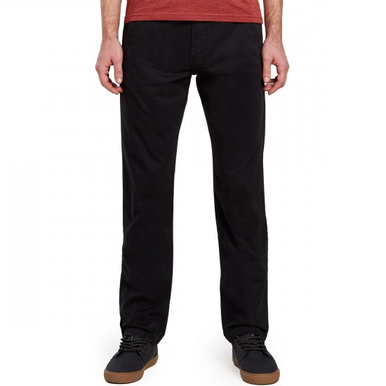 Vans Authentic Chino Pants - Black - 30 - 32