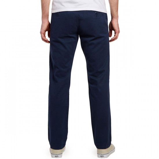Vans Authentic Chino Pants - Dress Blues - 33 - 32