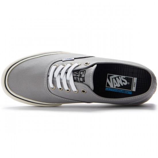 Vans Authentic Pro Shoes - Elijah Berle Grey - 8.0