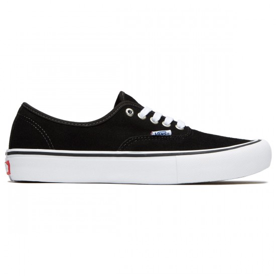 b0892c32d64d Vans Authentic Pro Shoes - Black Suede - 9.0