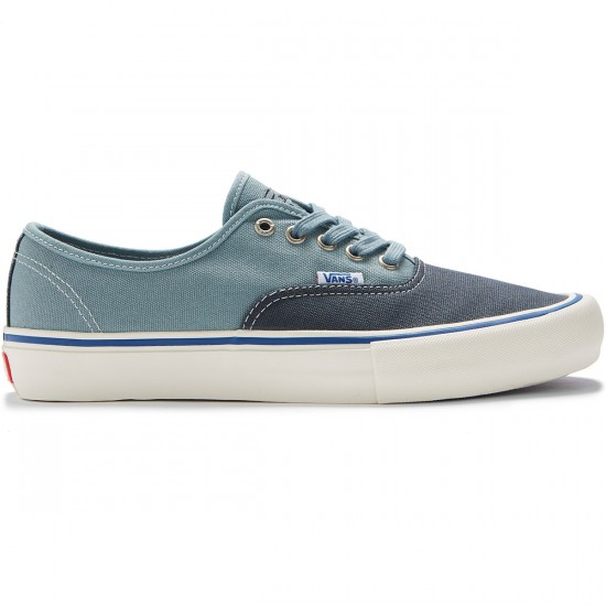 Vans Authentic Pro Shoes - Elijah Berle Navy - 8.0