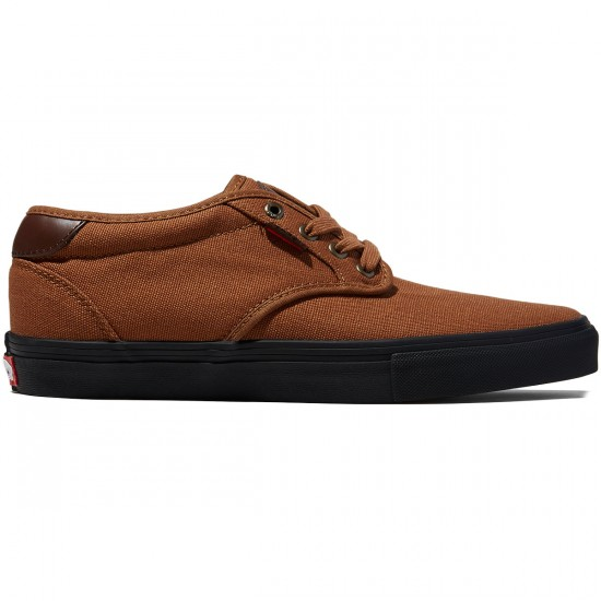 Vans Chima Estate Pro Shoes - Tobacco/Black