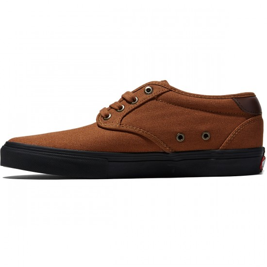 Vans Chima Estate Pro Shoes - Tobacco/Black - 8.0