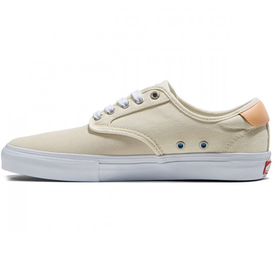 Vans Chima Ferguson Pro Shoes - Two Tone Antique White/Natural - 8.0