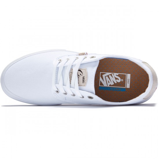 Vans Chima Ferguson Pro Shoes - Oxford White - 8.0