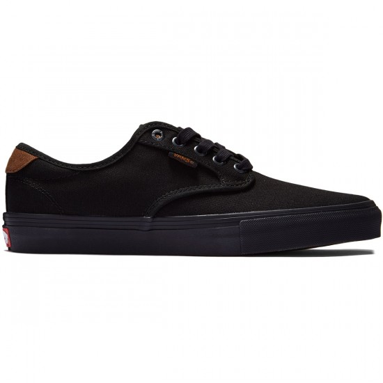Vans Chima Ferguson Pro Shoes - Oxford Black - 7.0