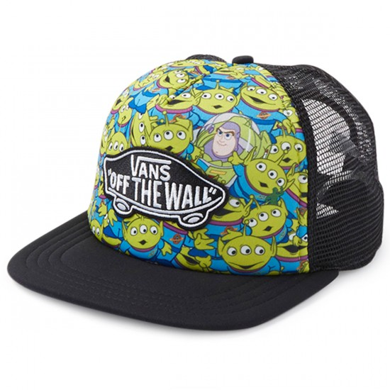 Vans X Disney Classic Patch Plus Trucker Hat - Aliens