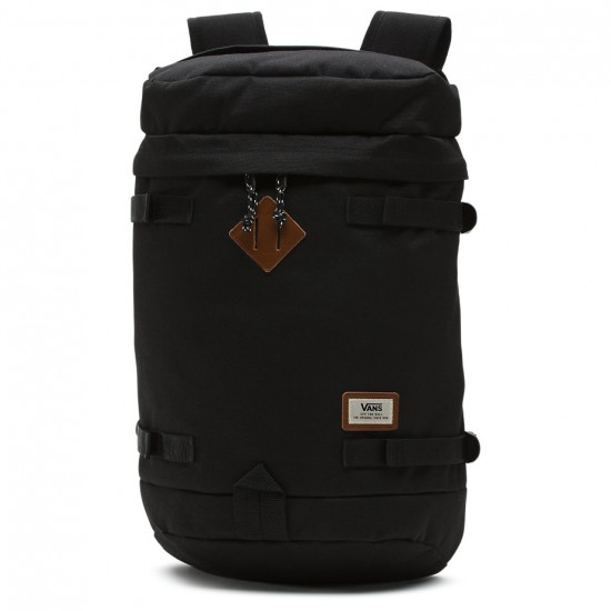 Vans Clamber Backpack - Black