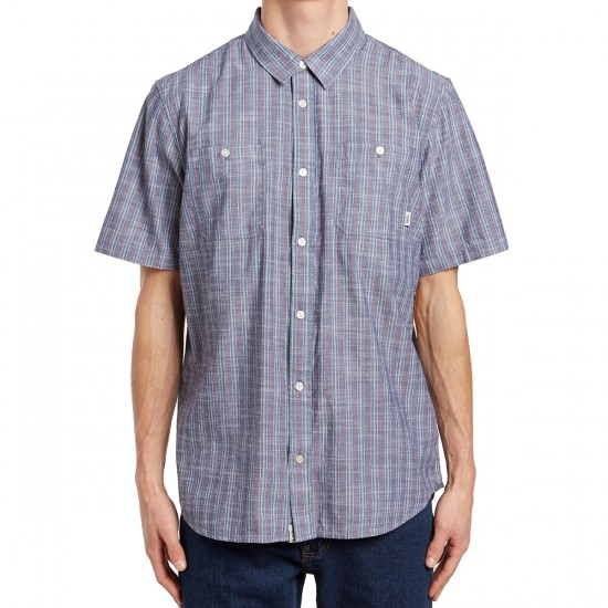 Vans Norfolk Shirt - Dress Blues