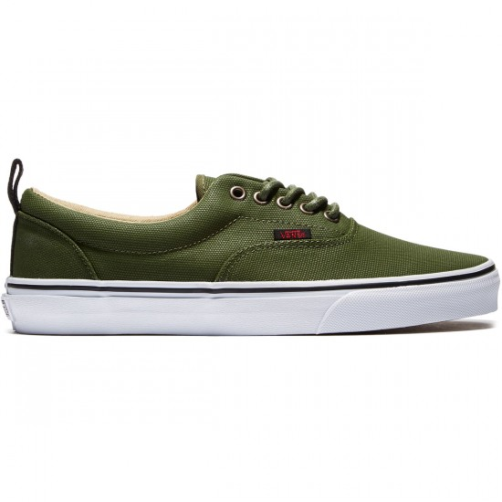 Vans Era 59 Shoes - Military Twill/Green/White - 8.0