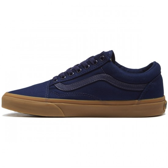 Vans Old Skool Shoes - Eclipse/Light Gum - 8.0