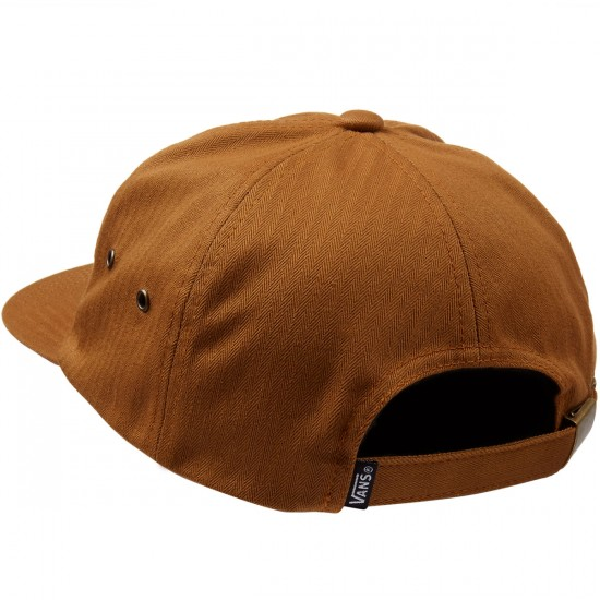 Vans Nesbitt Jockey Hat - Rubber