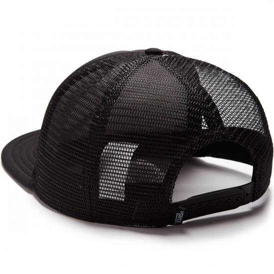 Vans Holiday Trucker Hat - Black