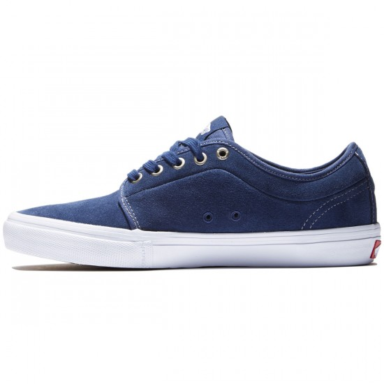 Vans Chukka Low Pro Shoes - Bandana/Insignia Blue - 8.0