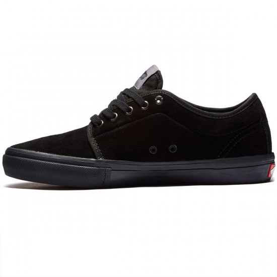 Vans Chukka Low Pro Shoes - Blackout - 8.0