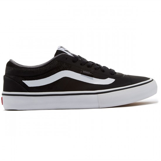 Vans AV RapidWeld Pro Lite Shoes - Black/White - 8.0