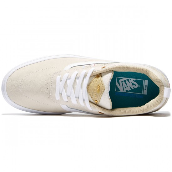 Vans Kyle Walker Pro Shoes - White/Ceramic - 8.0