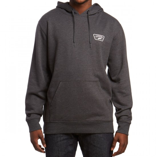 Vans Full Patched Hoodie - New Charcoal Heather