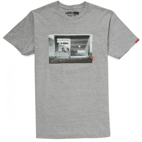 Vans Front Smith T-Shirt - Atheltic Heather