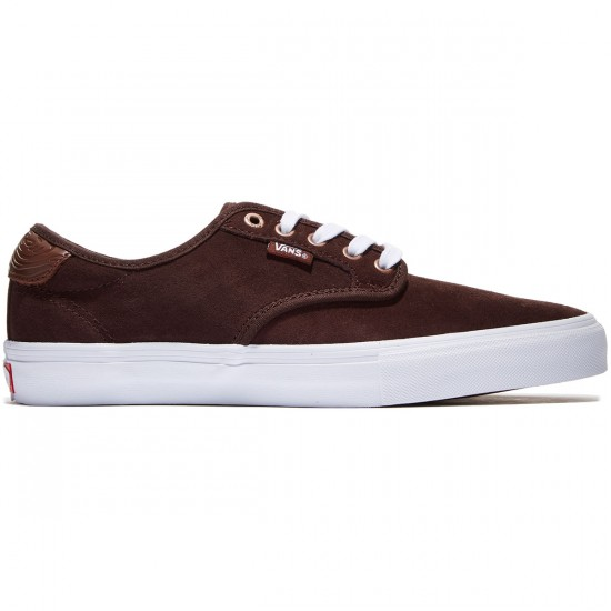 Vans Chima Ferguson Pro Shoes - Coffee Bean - 8.0