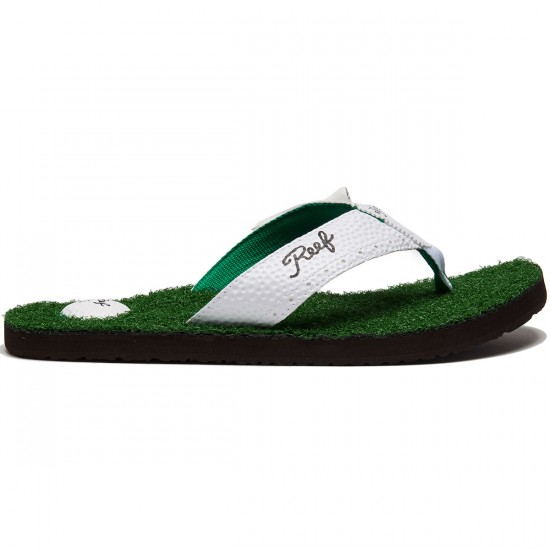 Reef Mulligan II Sandals - Green - 8.0