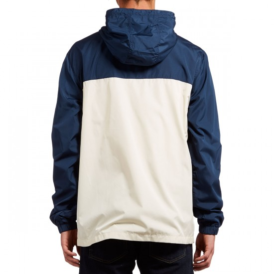Vans Woodberry Jacket - Turtle Dove/Dress Blues