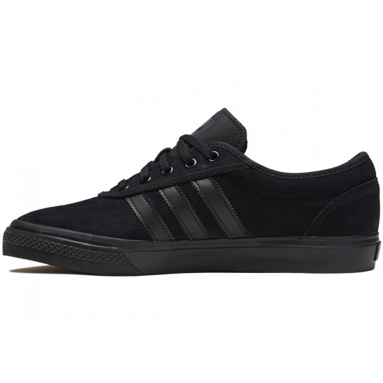 Adidas adi Ease Shoes - Core Black/Core Black/Core Black - 7.0