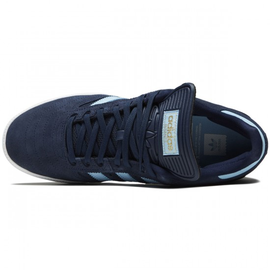 Adidas Busenitz Shoes - Collegiate Navy/Gold - 6.5