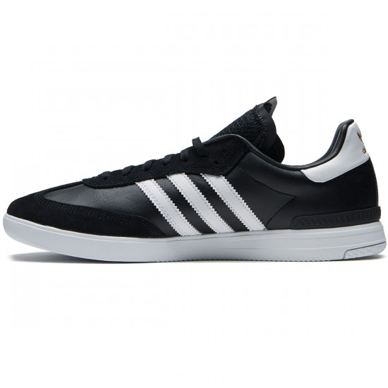 Adidas Samba ADV Shoes - Core Black/White/Bluebird - 6.0